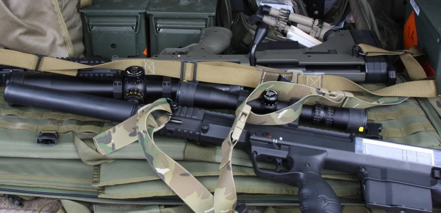 Desert Tactical Arms DTA Stealth Recon Scout SRS Covert 7.62mm Bullpup Sniper Rifle 6 <!  :en  >Desert Tactical Arms (DTA) Stealth Recon Scout (SRS) Covert Compact Bullpup 7.62x51mm NATO (7.62mm NATO)/.308 Win. Sniper Rifle for Military Special Operations (SPECOPS): First Test!<!  :  >