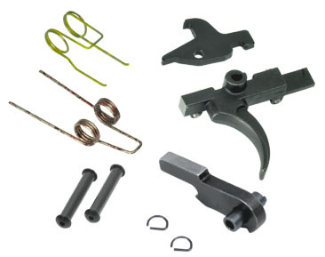 AR Trigger JP Enterprise Trigger Kit 1 <!  :en  >AR Combat Match Trigger: The Case for Match Triggers in Combat/Duty Rifles: Safety, Speed and Accuracy<!  :  >