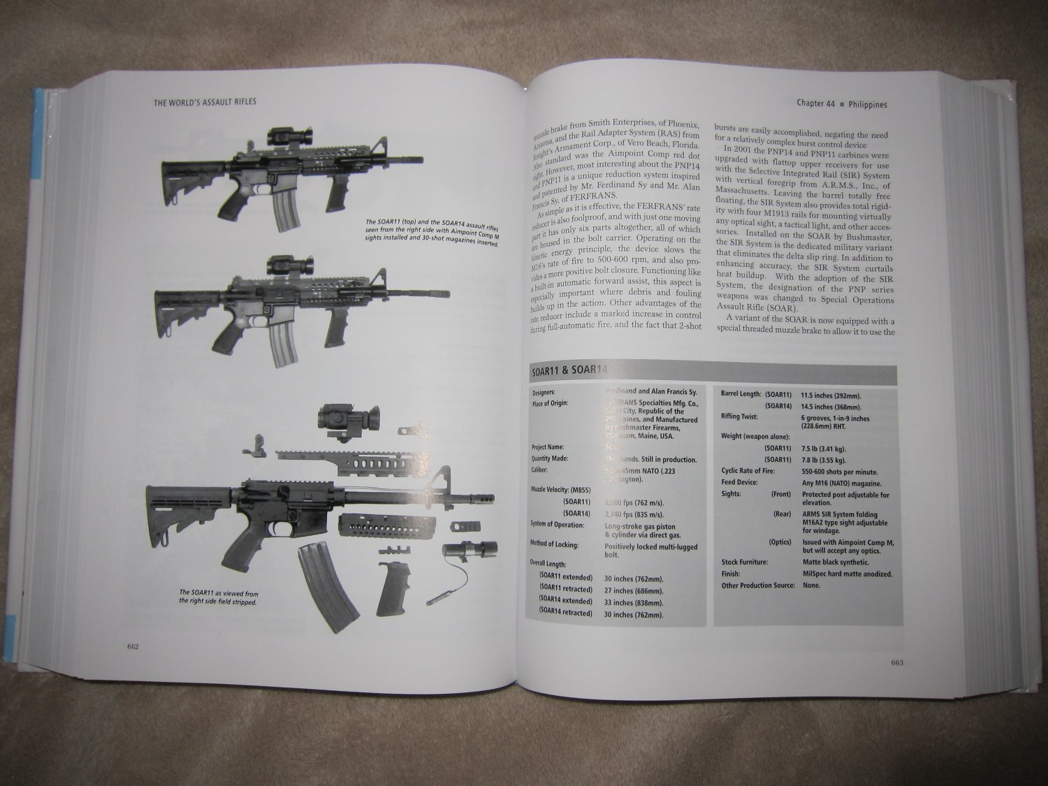 Assault Rifles of the World Book Gary Paul Johnston 4 <!  :en  >The Worlds Assault Rifles: Best and Most Complete Book on Military Infantry Assault Rifles (and Battle Rifles) Ever Written?  DefenseReview (DR) Highly Recommends It!<!  :  >