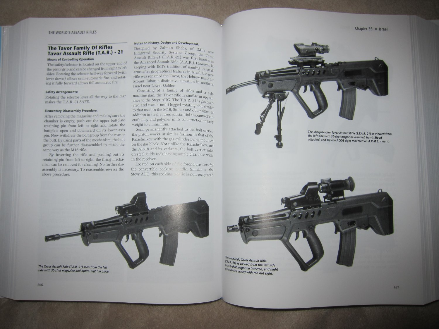 Assault Rifles of the World Book Gary Paul Johnston 6 <!  :en  >The Worlds Assault Rifles: Best and Most Complete Book on Military Infantry Assault Rifles (and Battle Rifles) Ever Written?  DefenseReview (DR) Highly Recommends It!<!  :  >