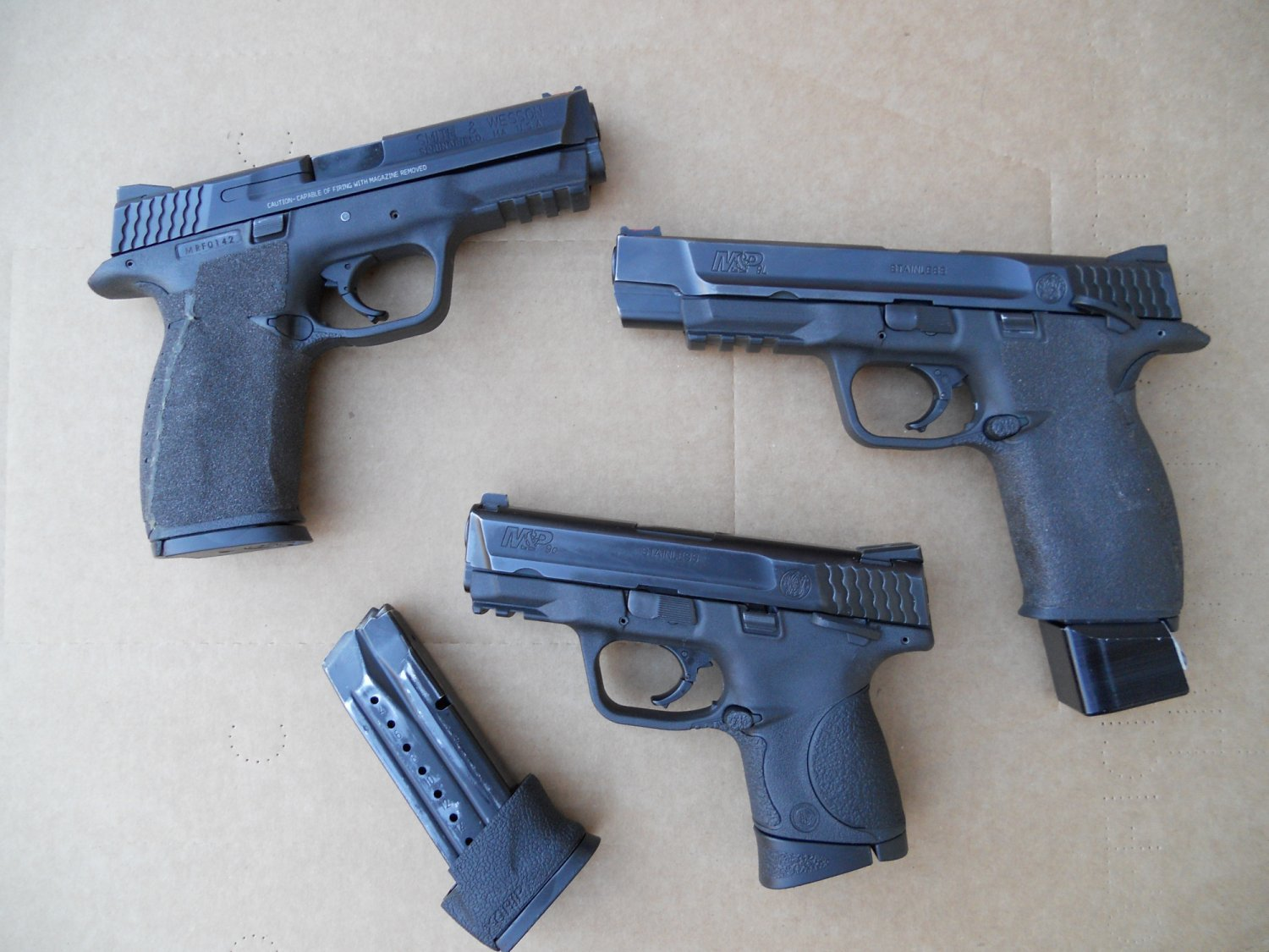 <!--:en-->Smith & Wesson (S&W) M&P High-Capacity Tactical Pistols for Competition and Personal Protection: An In-Depth Military Operator/Competition Shooter's Analysis (Photos and Video!)<!--:-->