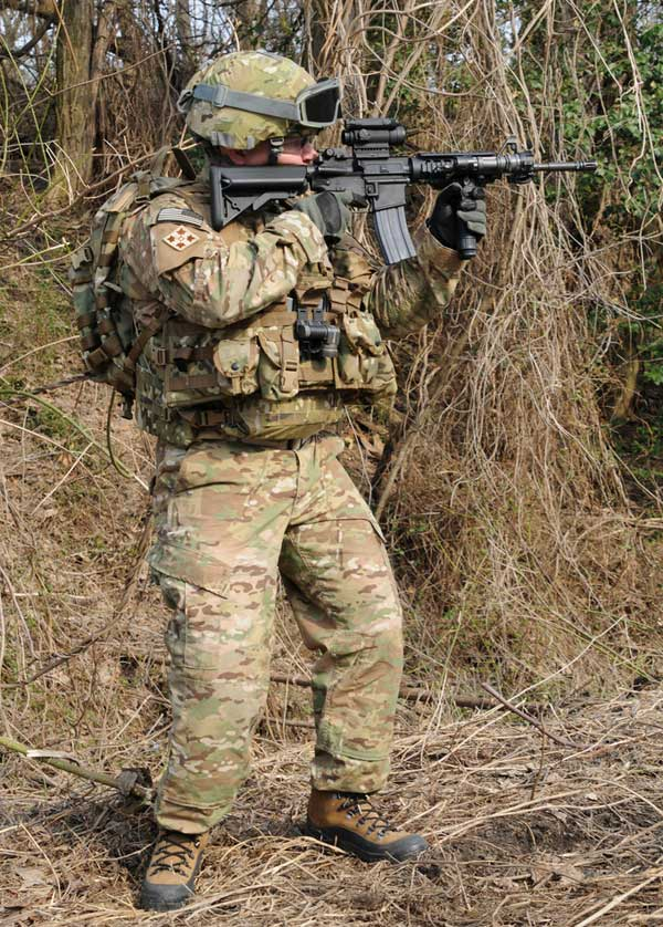 """7860eb908b6a U.S. Army """"Family of Camo Patterns"""" (FOP) Program Phase IV Next-Generation  Combat Camouflage Competition Update  Army Camouflage Improvement Industry  Day"""