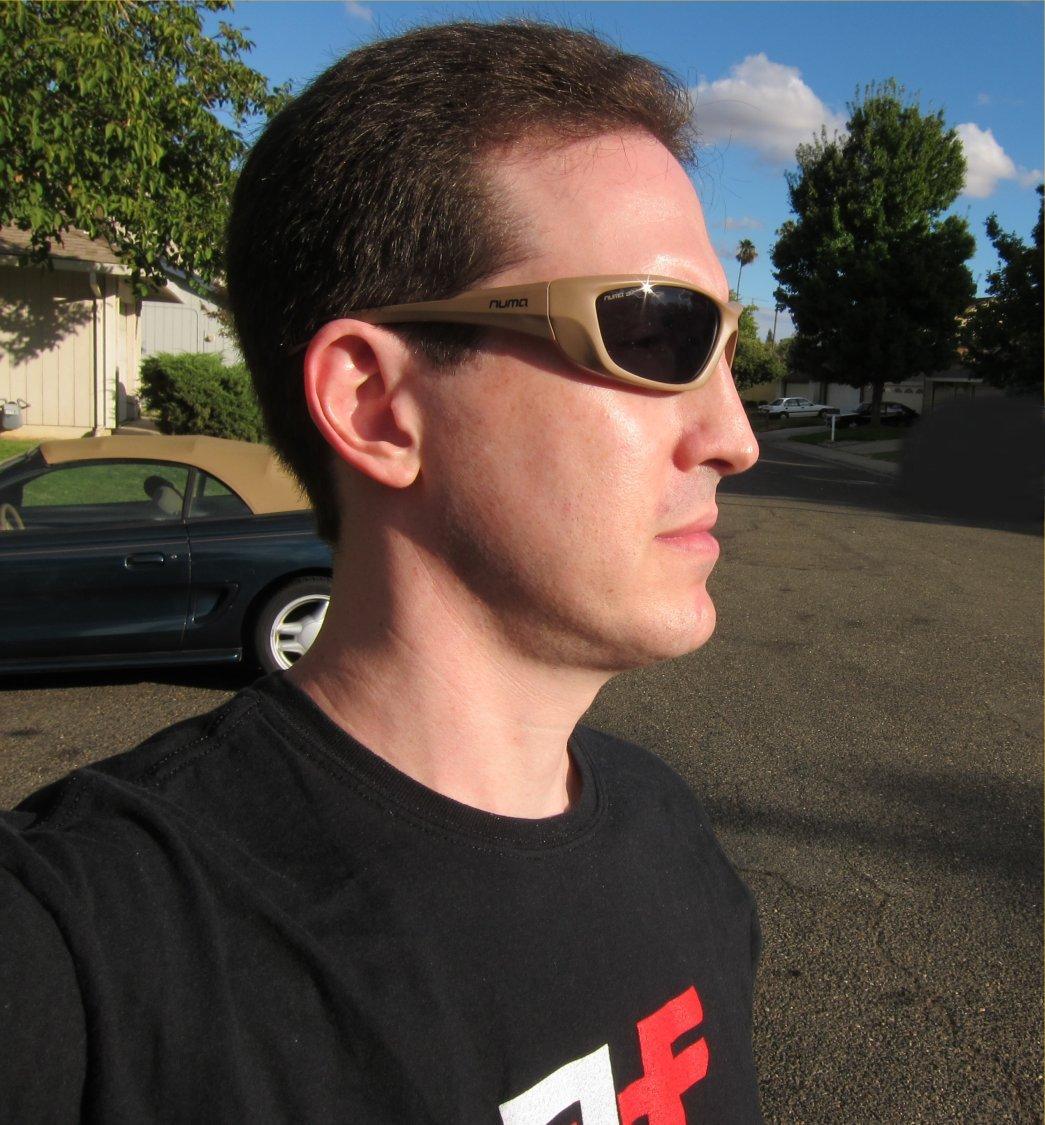 9ac6382d2b8 Numa Tactical Point Ballistic Eyepro (Eye Protection) Eyewear ...