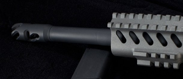 Next Generation Arms NGA X7 Tactical AR Carbine Muzzle Device <!  :en  >Shooting the Gray Rifle: Next Generation Arms (NGA) X7 Ceramic Coated Mid Length Tactical AR Carbine/Rifle 3200 Round Test Report (Photos and Video!)<!  :  >