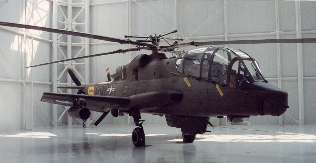 AH 56A Cheyenne Helicopter 16 <!  :en  >Piasecki X 49A Speeedhawk Compound Helicopter: 250 mph Black Hawk?<!  :  >