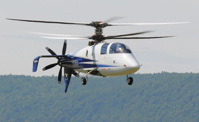 Sikorsky X2 Compound Helicopter Technology Demonstrator Aircraft 3 <!  :en  >Sikorsky X2 Coaxial Compound Helicopter Technology Demonstrator Aircraft Achieves 287.69 MPH: Is the Sikorsky S 97 Raider Compound Helicopter the U.S. Armys Future Light Tactical Helicopter?<!  :  >
