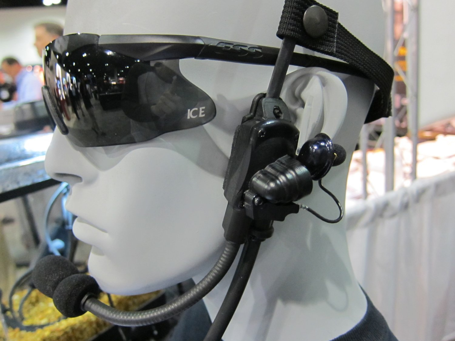 <!--:en-->DR Exclusive Interview!: Atlantic Signal (AS) Introducing The DOMINATOR Waterproof Bone-Conduction/Hearing Pro Military Tactical Communications Headset System at SOFIC 2011: Ultimate Custom-Built Tactical Comms Headset for U.S. Military Special Operations Forces (SOF) Assaulters/Operators (Photos!)<!--:-->