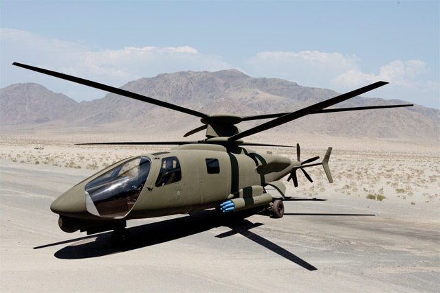 Sikorsky S 97 Raider Light Tactical Helicopter Coaxial Compound Helicopter Concept Prototype 1 <!  :en  >Sikorsky X2 Coaxial Compound Helicopter Technology Demonstrator Aircraft Achieves 287.69 MPH: Is the Sikorsky S 97 Raider Compound Helicopter the U.S. Armys Future Light Tactical Helicopter?<!  :  >