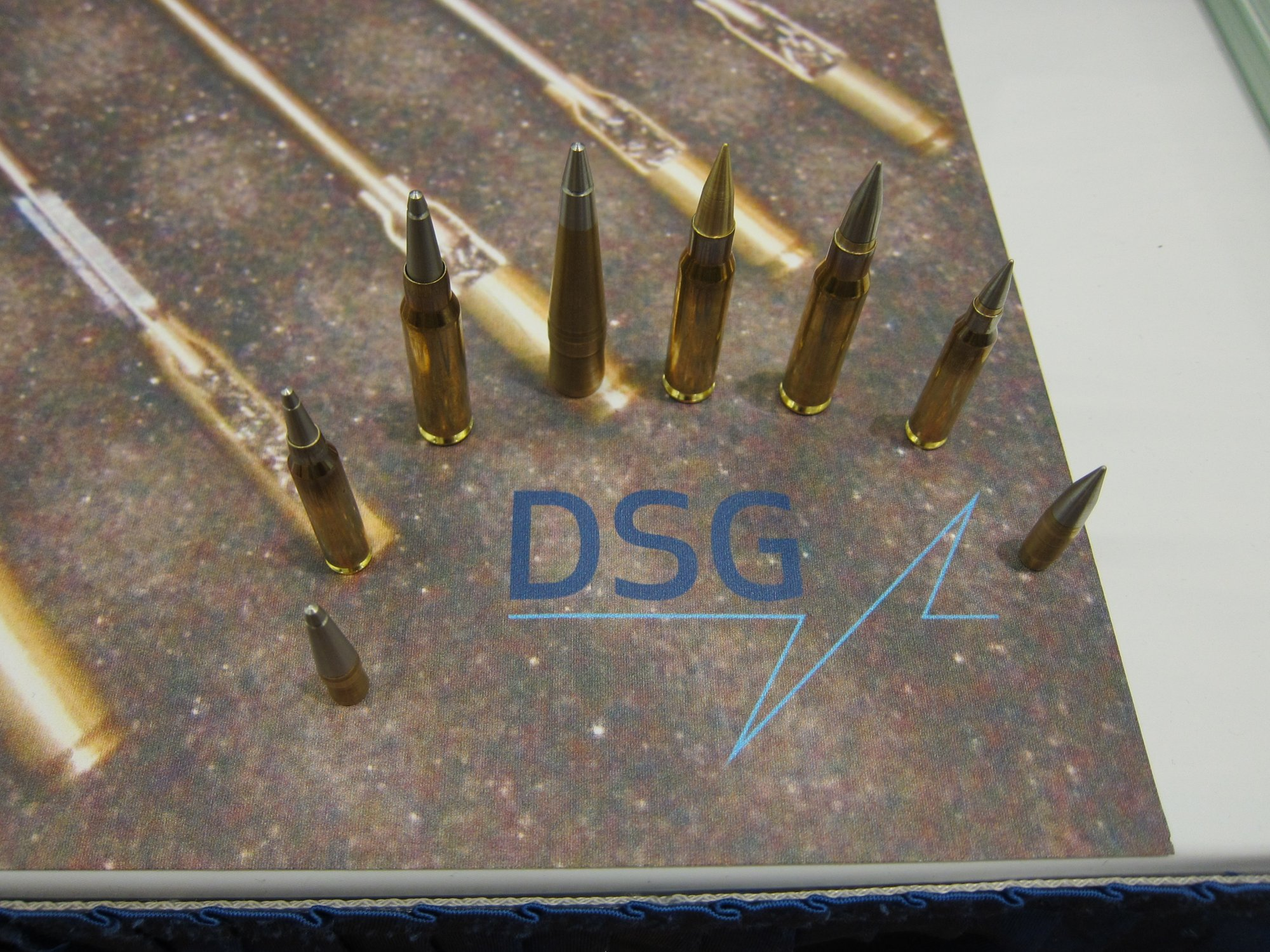 DSG Defence  Security Group Multi Environment Ammunition MEA Dual Core Supercavitating Ammunition Underwater Rifle Ammo Richard Morgan NDIA Small Arms 2011 DefenseReview.com DR 29 <!  :en  >DR Exclusive! Revolutionary DSG Technology Supercavitating Rifle Ammo for Shooting Underwater (Tactical Underwater Shooting), from Air to Water, and from Water to Air: Amphibious Multi Environment Ammunition (MEA) for Tactical Waterborne Operations (Photos and Video!) <!  :  >
