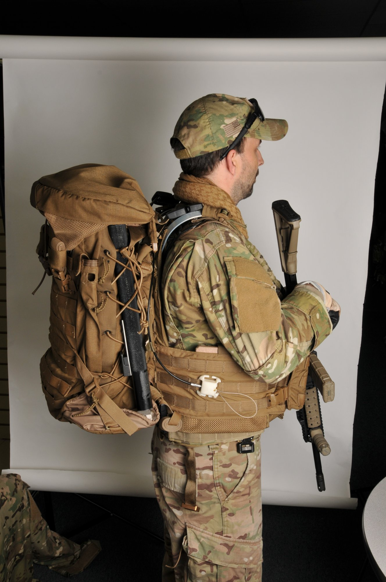 Archangel Armor Internal Frame Load Bearing System IFLBS Version 5 Tactical Armor Plate Carrier System Paul Carter Photo 2 <!  :en  >Archangel Armor Internal Frame Load Bearing System (IFLBS) Version 5 Tactical Armor Plate Carrier/Tactical Vest System: Lighten your load when youre in combat mode!<!  :  >