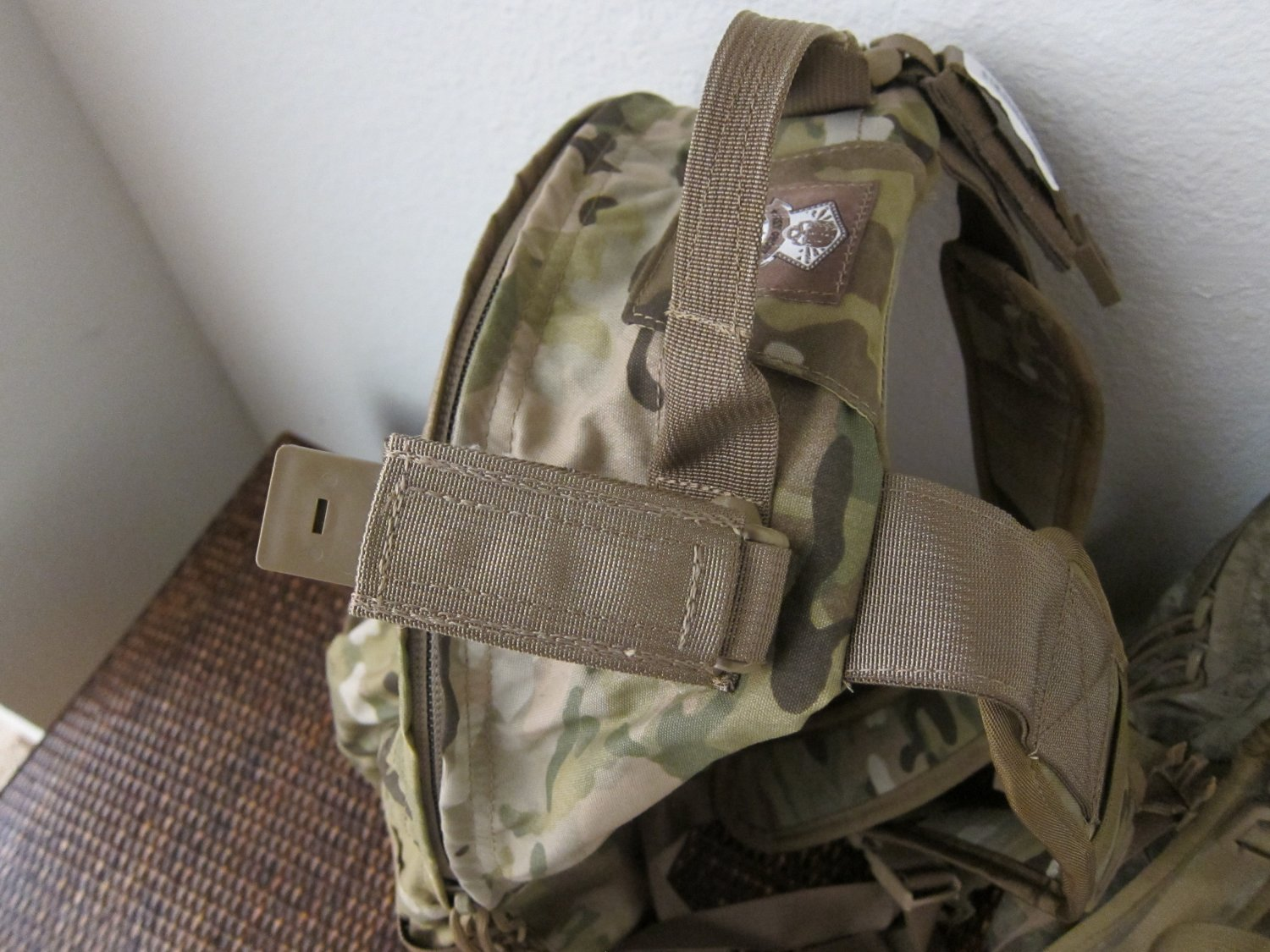 Grey Ghost Outlet Lightweight Assault Pack Fight Lite Operator Removable Pack LAP FLOR Crye MultiCam A TACS Camouflage 12 <!  :en  >Grey Ghost Lightweight Assault Pack/Fight Lite Operator Removable Pack (LAP/FLORP): MOLLE Attachable Lightweight Tactical Pack (Backpack) for Special Operations Forces (SOF) <!  :  >