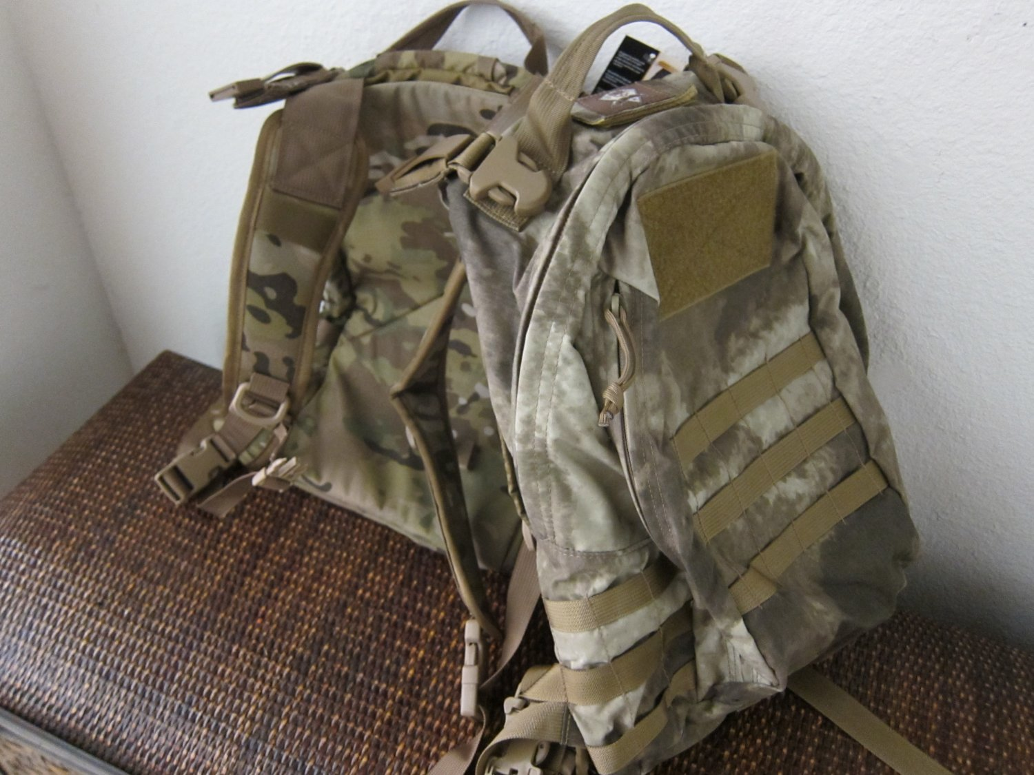 Grey Ghost Outlet Lightweight Assault Pack Fight Lite Operator Removable Pack LAP FLOR Crye MultiCam A TACS Camouflage 21 <!  :en  >Grey Ghost Lightweight Assault Pack/Fight Lite Operator Removable Pack (LAP/FLORP): MOLLE Attachable Lightweight Tactical Pack (Backpack) for Special Operations Forces (SOF) <!  :  >
