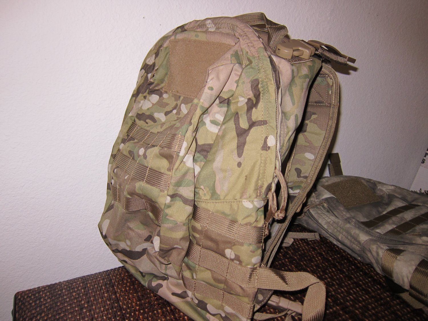 <!--:en-->Grey Ghost Lightweight Assault Pack/Fight Lite Operator Removable Pack (LAP/FLORP): MOLLE-Attachable Lightweight Tactical Pack (Backpack) for Special Operations Forces (SOF) <!--:-->