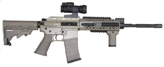 <!--:en-->TNW SGP-QCB (System Gas Piston-Quick Change Barrel) Piston-Driven Tactical AR Carbine/SBR System: Mission-Configurable Multi-Caliber Firepower! <!--:-->