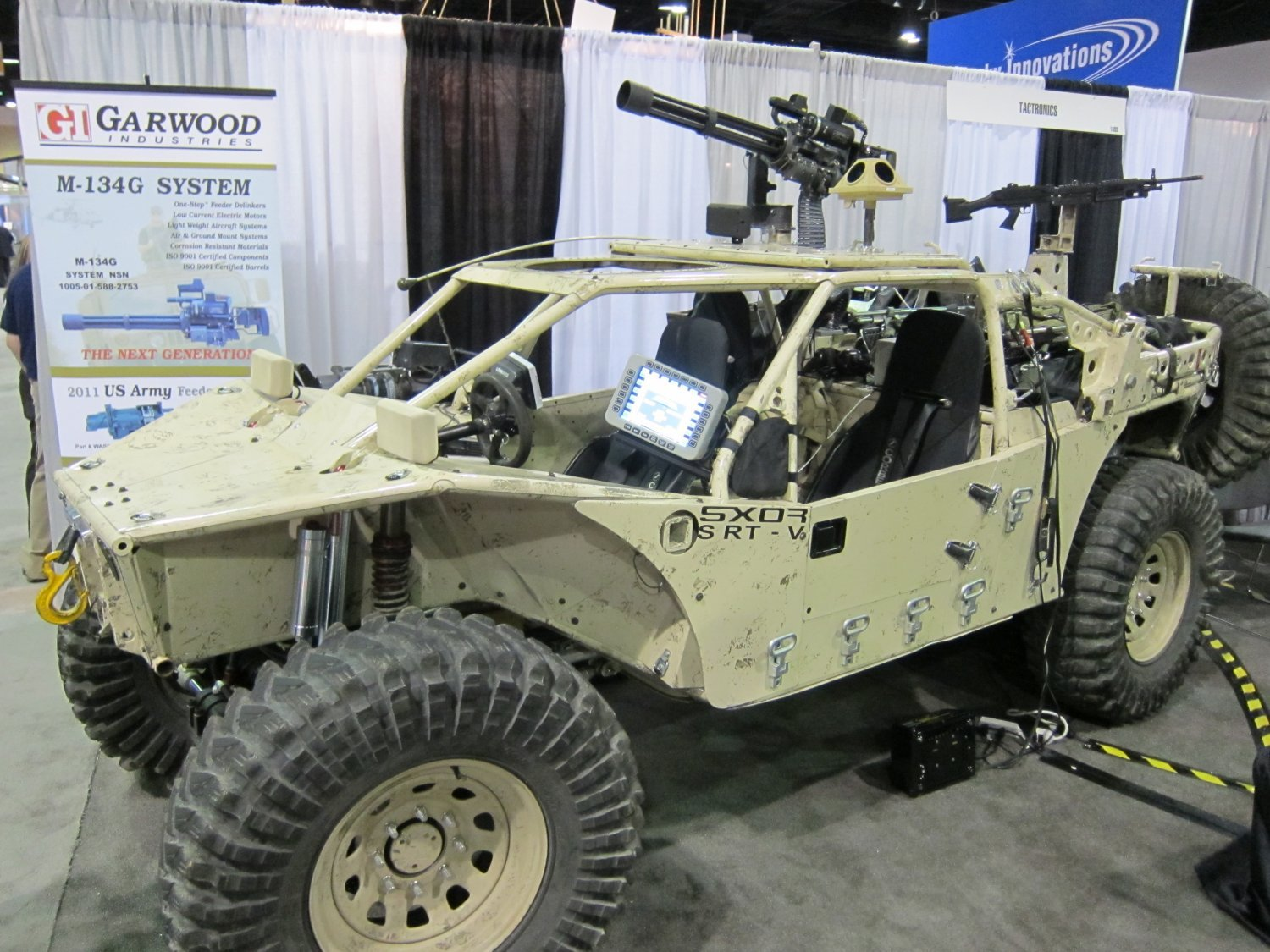 Tactical Vehicles