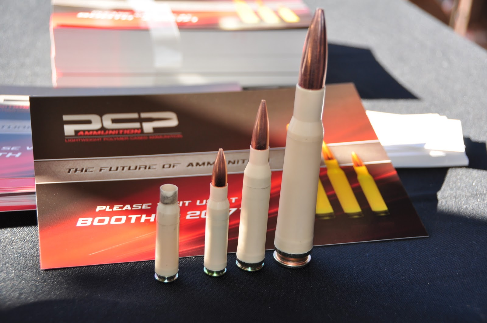 "<!--:en-->PCP Ammunition Polymer-Cased Rifle/Machine Gun Ammo for Military Combat and Civilian Tactical/Commercial Applications: Has the Era of High-Heat-Resistant ""Superplastic""/""Superpolymer"" Cartridge Cases Finally Arrived? <!--:-->"