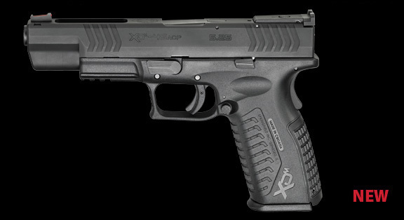 Springfield Armory XDm 45ACP 9mm 5.25 Competition Pistol 3 <!  :en  >Springfield Armory XDm 45ACP and XD(M) 9mm 5.25 Barreled Competition Series Long Slide Tactical Pistols: Developed by Rob Leatham for Rob Leatham  <!  :  >