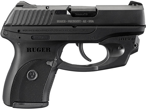 Ruger LC9 LM 9mm Pistol 1 Ruger LCP .380 ACP and Ruger LC9 9mm Semi Auto Pistols: Streamlined, Lightweight Subcompact Pocket Pistols for Concealed Carry (CCW)