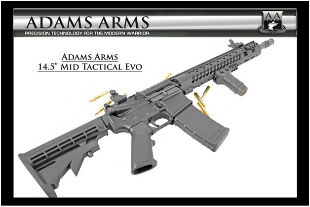 Adams Arms AA 14.5 inch Mid Length Tactical Evo Piston AR Upper Receiver Tactical AR Carbine Upper Exported 2 Adams Arms (AA) Tactical Evo Piston AR (AR 15/M16 Rifle / M4/M4A1 Carbine) Uppers (Upper Receivers) with Samson Evolution Rail System/Tactical Handguards for Martial Combat and Tactical Training (Videos!)