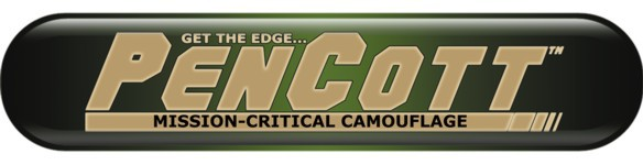 PenCott Camouflage Logo 1 PenCott Snowdrift Arctic Camouflage Pattern for Military Infantry Combat Enters Production: New Combat Camo Will Debut at SHOT Show 2012