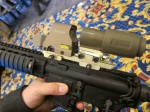 Wilcox_Industries_5-8ths-Inch_Riser Weapons Mount_for_Combat_Optics_SHOT_Show_2012_DefenseReview.com_(DR)_1