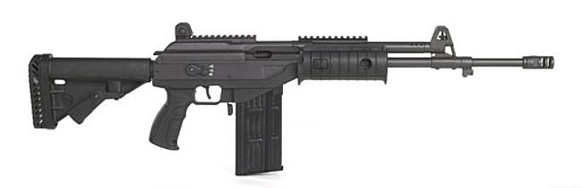 Israel Weapon Industries IWI ACE 52 7.62x51mm NATO Battle Rifle 2 Israel Weapon Industries IWI ACE 52 7.62x51mm NATO Assault Rifle Battle Rifle for Military Infantry Special Operations Forces (SOF): Coming to the Commercial Market for Civilian Tactical Shooters?