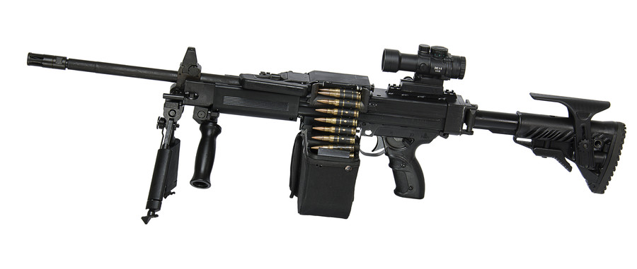 Israel Weapon Industries IWI Negev NG7 Lightweight Select Fire 7.62x51mm NATO Medium Machine Gun MMG GPMG 2 Israel Weapon Industries IWI NEGEV NG7 LMG/LMG SF Belt Fed 7.62mm NATO Light Machine Gun: Lightweight and Highly Mobile Select Fire 7.62x51mm Medium Machine Gun/General Purpose Machine Gun (MMG/GPMG) for Military Infantry Special Operations Forces (SOF) Missions in Urban Warfare Environments (Video!)