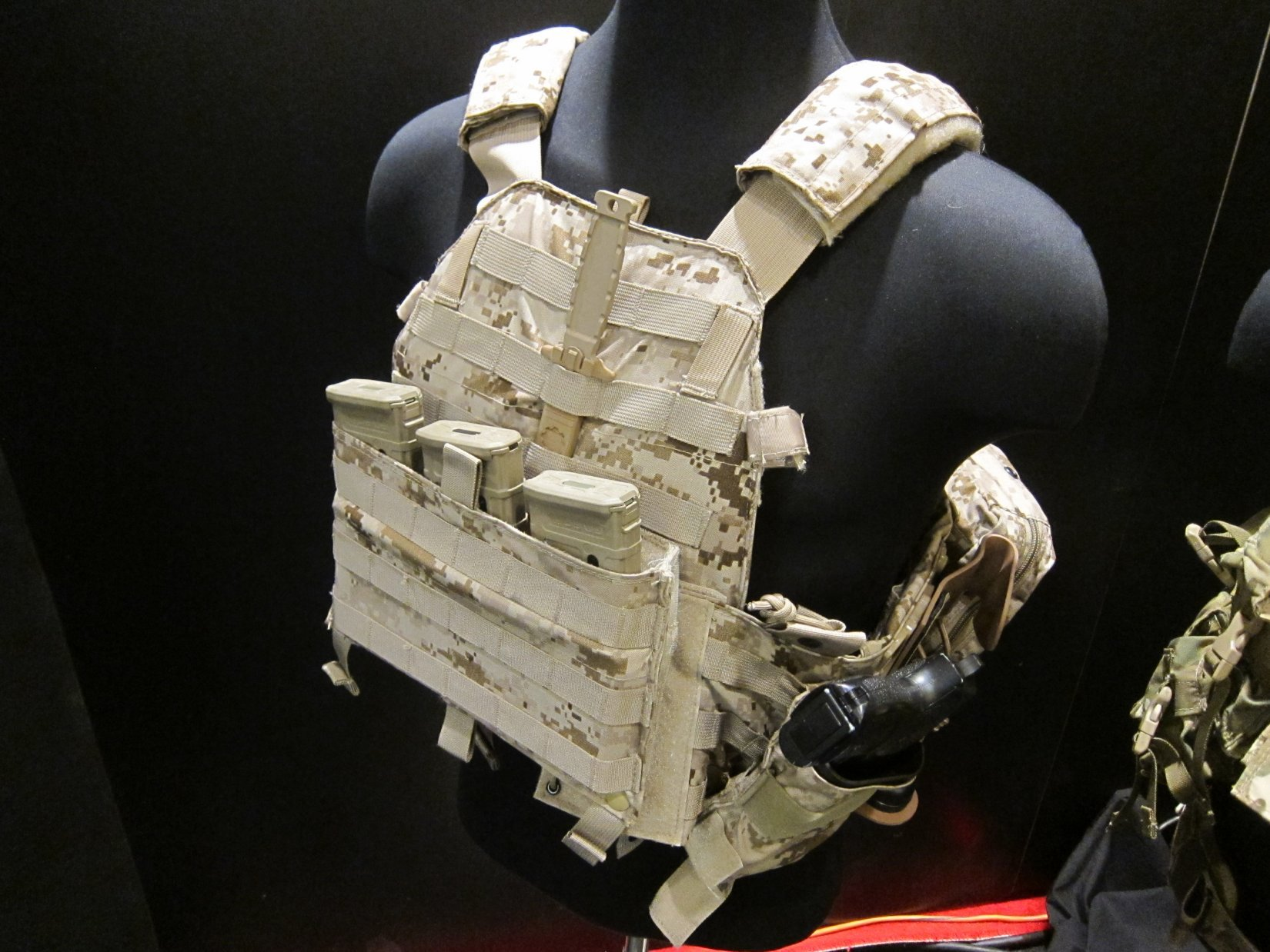 S&S Precision Plate Frame Tactical Armor Plate Carrier (Tactical and ...