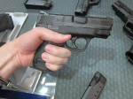 Smith_&_Wesson_(S&W)_M&P_SHIELD_9mm_Sub-Compact_Pistol_M&P9_NDIA_Joint_Armaments_2012_DefenseReview.com_(DR)_14