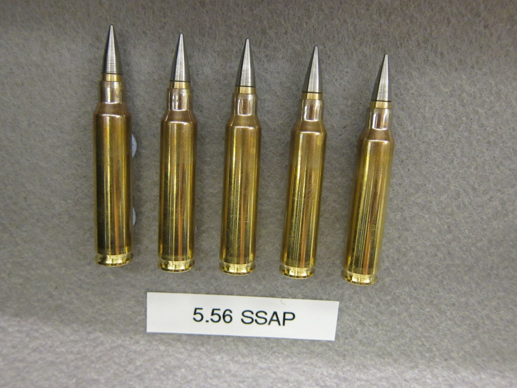DSG Technology PNW Arms Super Sniper Ammunition SSA formerly Enhanced Performance Sniper EPR Super Sniper Tactical SST and Super Sniper Armor Piercing SSAP Rounds NDIA Joint Armaments 2012 DefenseReview.com DR 4 DSG Technology/PNW Arms Super Sniper Ammunition (SSA) Enhanced Range Rifle Ammo Being Made in the USA for Military Special Operations Forces (SOF) Long Range Interdiction/Sniping and Close Quarters Battle/Close Quarters Combat (CQB/CQC) Applications: Solid Copper Super Sniper Tactical (SST) Rounds/Bullets and Tungsten Tipped Super Sniper Armor Piercing/Armor Penatrating (SSAP) AP Rounds/Bullets in All Military NATO Calibers! (Video!)