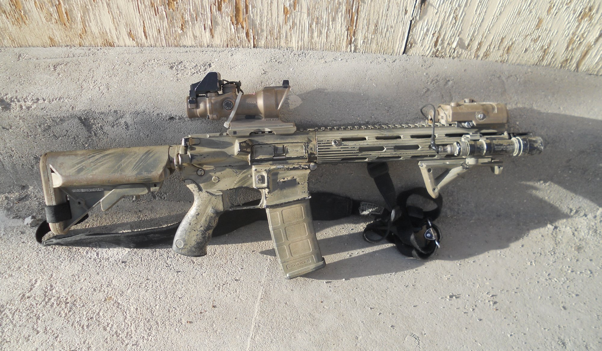 Tactical AR-15/M4/M4A1 Carbine Aftermarket Accessories for Military Combat Applications: The Competition-to-Combat Crossover, Part 1