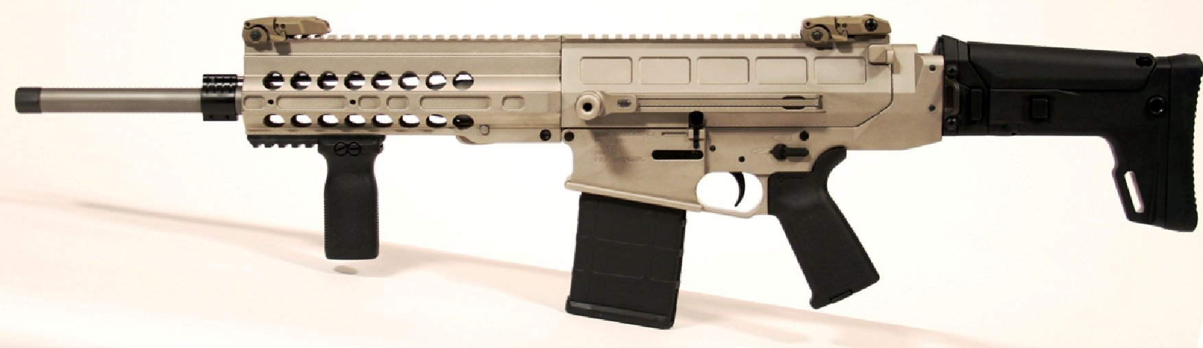 DRD Tactical Paratus Rifle 1 DRD Tactical Paratus Rifle: Revolutionary 7.62mm NATO/.308 Win. Quick Breakdown/Takedown Tactical AR Rifle/Carbine for Clandestine Break Down Semi Automatic Rifle (CSR) and Compact Semi Automatic Sniper System (CSASS) (Video!)