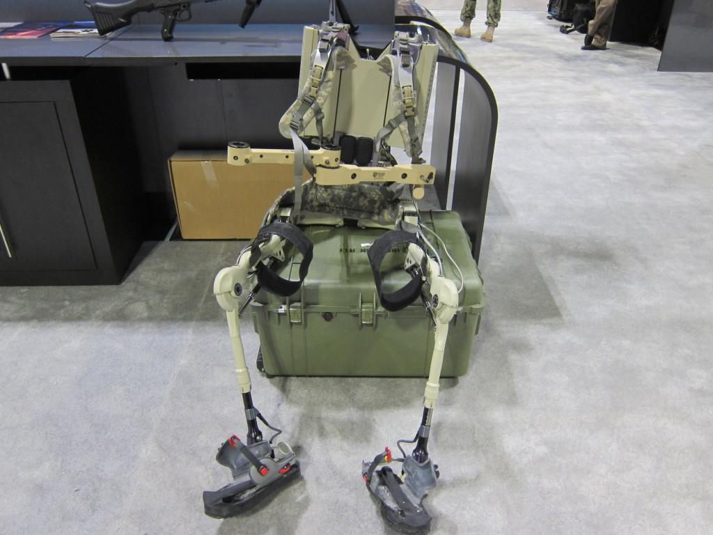 Lockheed Martin Hulc Human Universal Load Carrier