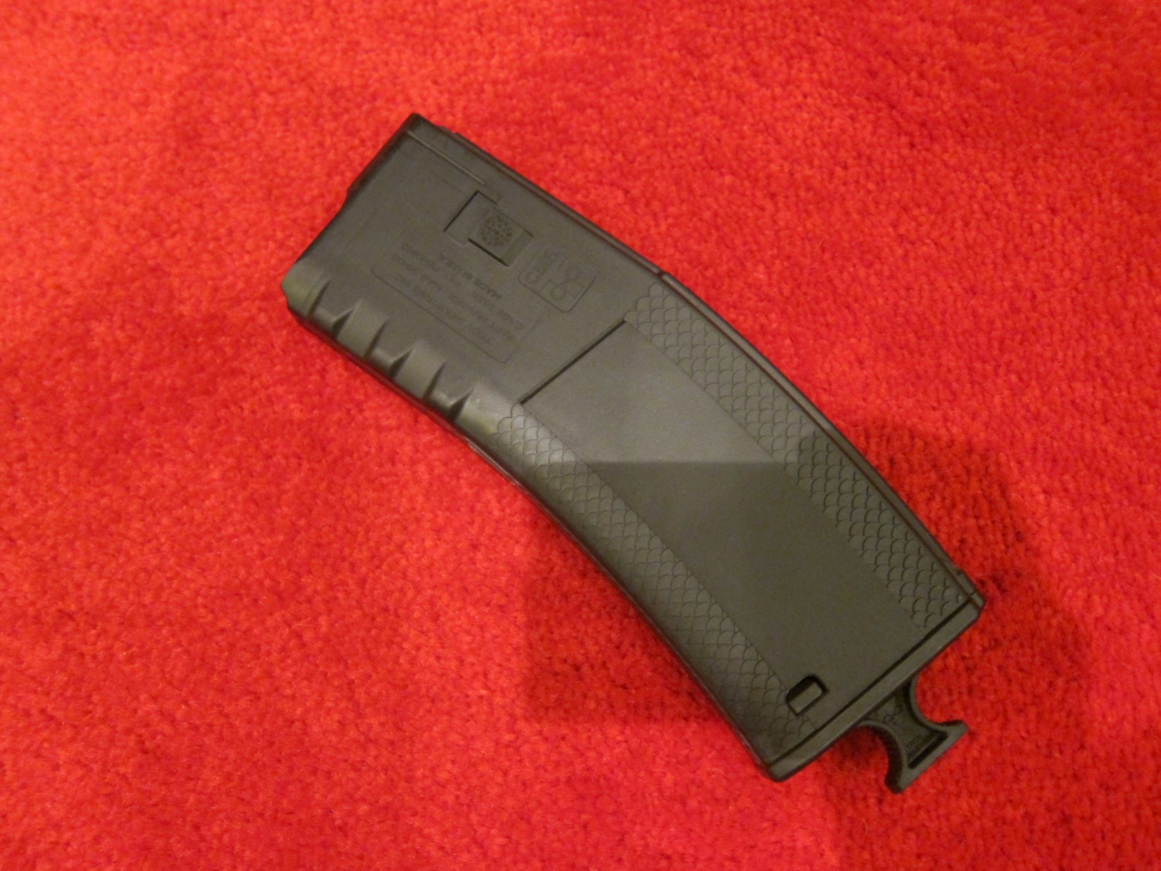 Troy Industries BattleMag 30 Round Polymer AR Rifle Magazine 5.56mm .223 Rem. SHOT Show 2012 DefenseReview.com DR 1 Troy BattleMag 30 Round 5.56mm NATO/.223 Rem. Lightweight Polymer Rifle Magazine for Tactical AR 15 Rifle/Carbine/SBR/Sub Carbines (Video!)