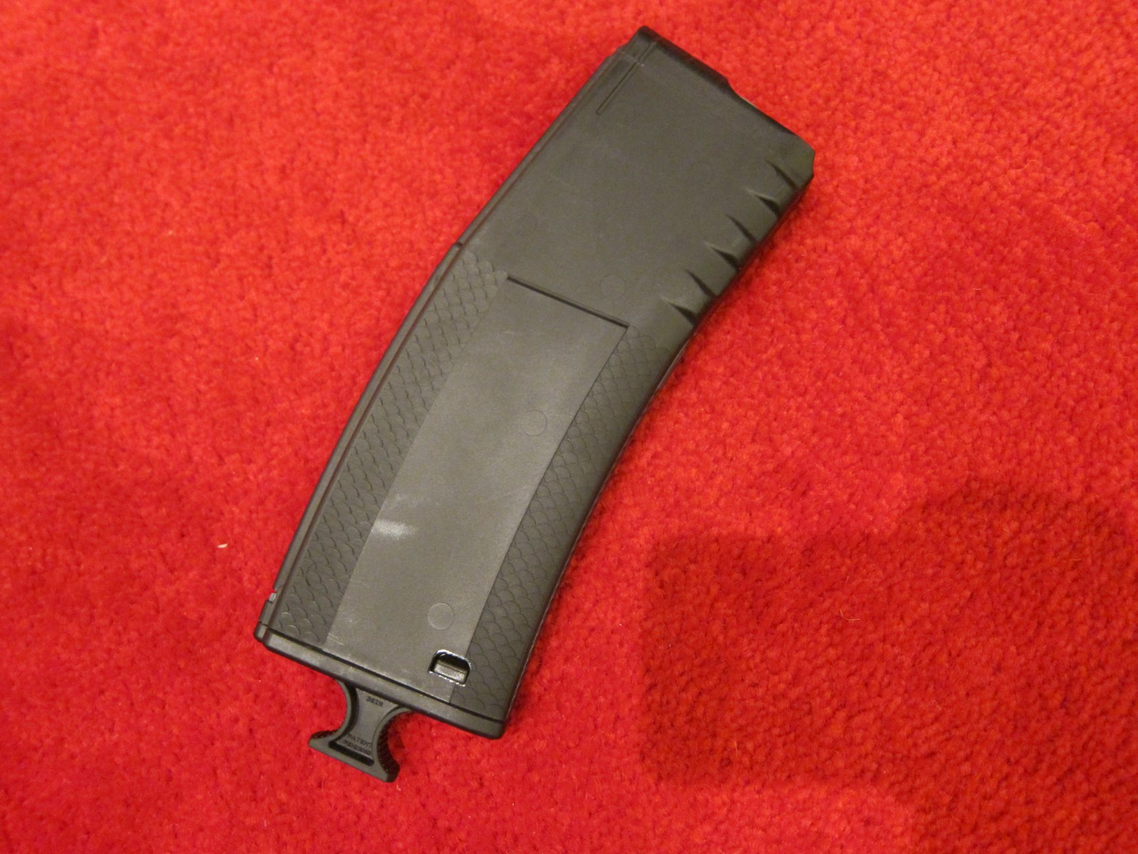 Troy Industries BattleMag 30 Round Polymer AR Rifle Magazine 5.56mm .223 Rem. SHOT Show 2012 DefenseReview.com DR 2 Troy BattleMag 30 Round 5.56mm NATO/.223 Rem. Lightweight Polymer Rifle Magazine for Tactical AR 15 Rifle/Carbine/SBR/Sub Carbines (Video!)