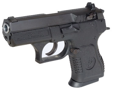 Israel Weapon Industries IWI Jericho 941 Polymer-Framed Combat Pistol (9mm, .40 S&W, .45 ACP)