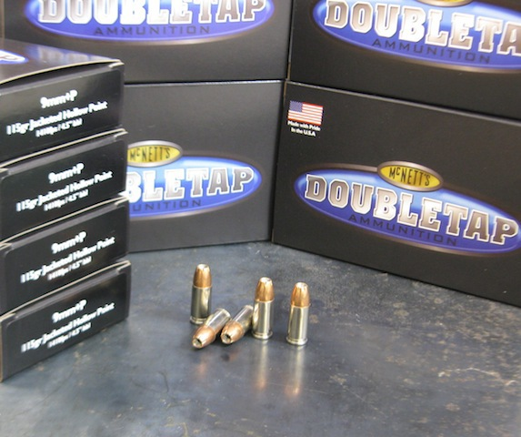 McNetts DoubleTap Ammunition Equalizer 9mm +P Ammo 1 McNetts DoubleTap Ammunition Equalizer 165gr and 80gr 9mm +P Duplex Rounds at up to 1400 1600 Feet Per Second (FPS)! Are They The Heat, or Just Hype? Latest Gimmick or Ballistic Gold?