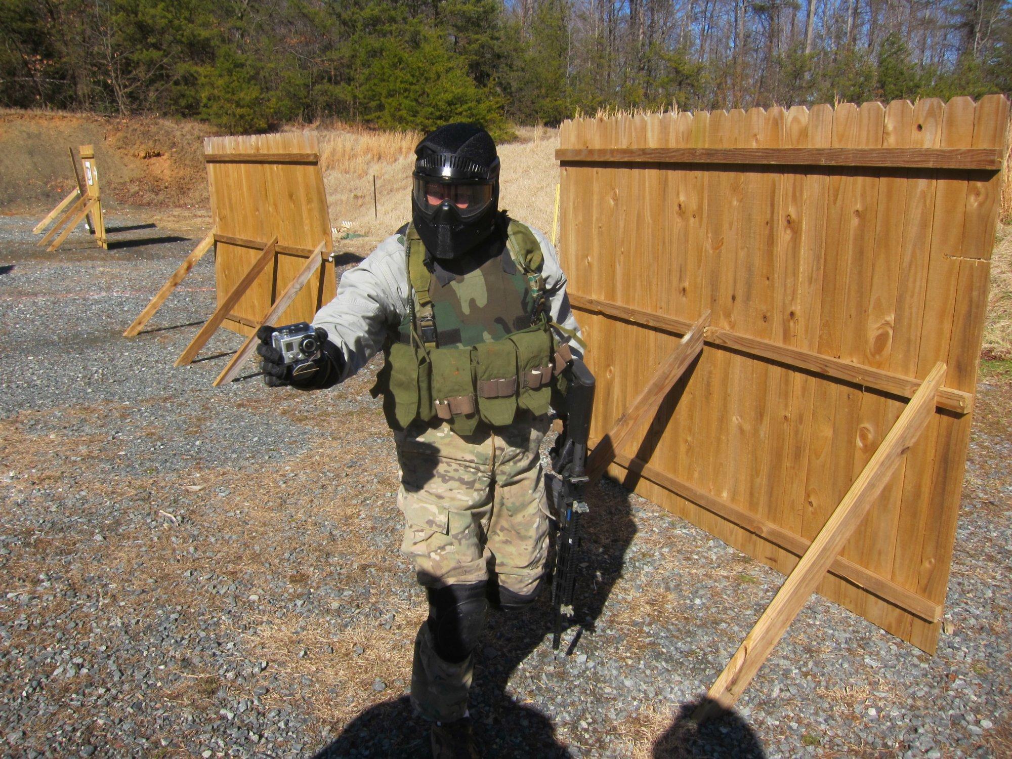 Ultimate Training Munitions (UTM) 5 56mm Man Marker Round