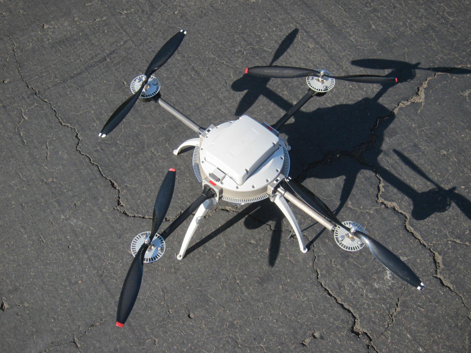 Datron Scout Air Reconnaissance System Ars Backpackable