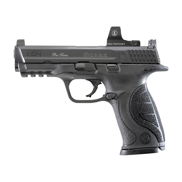 Smith  Wesson SW MP9 Pro Series CORE Competition Optics Ready Equipment 9mm Pistol 1 Smith & Wesson (S&W) M&P Pro CORE (Competition Optics Ready Equipment) Combat/Tactical/Competition Pistols: Good to Go and Ready to Beat Glock Pistols?