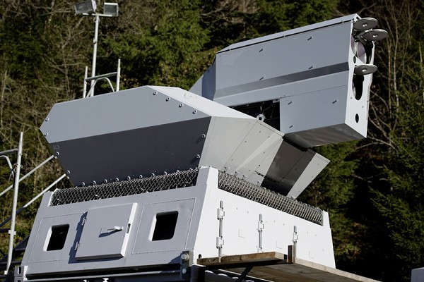 Rheinmetall 50kw High Energy Laser Weapon 1 Rheinmetall 50kW Anti Aircraft/Mortar/Rocket Laser Weapon System: The Future of Air Defense?