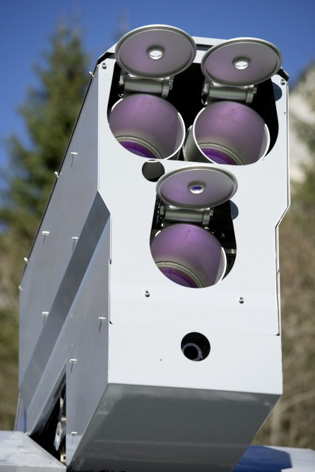 Rheinmetall 50kW Anti-Aircraft/Mortar/Rocket Laser Weapon System: The Future of Air Defense?