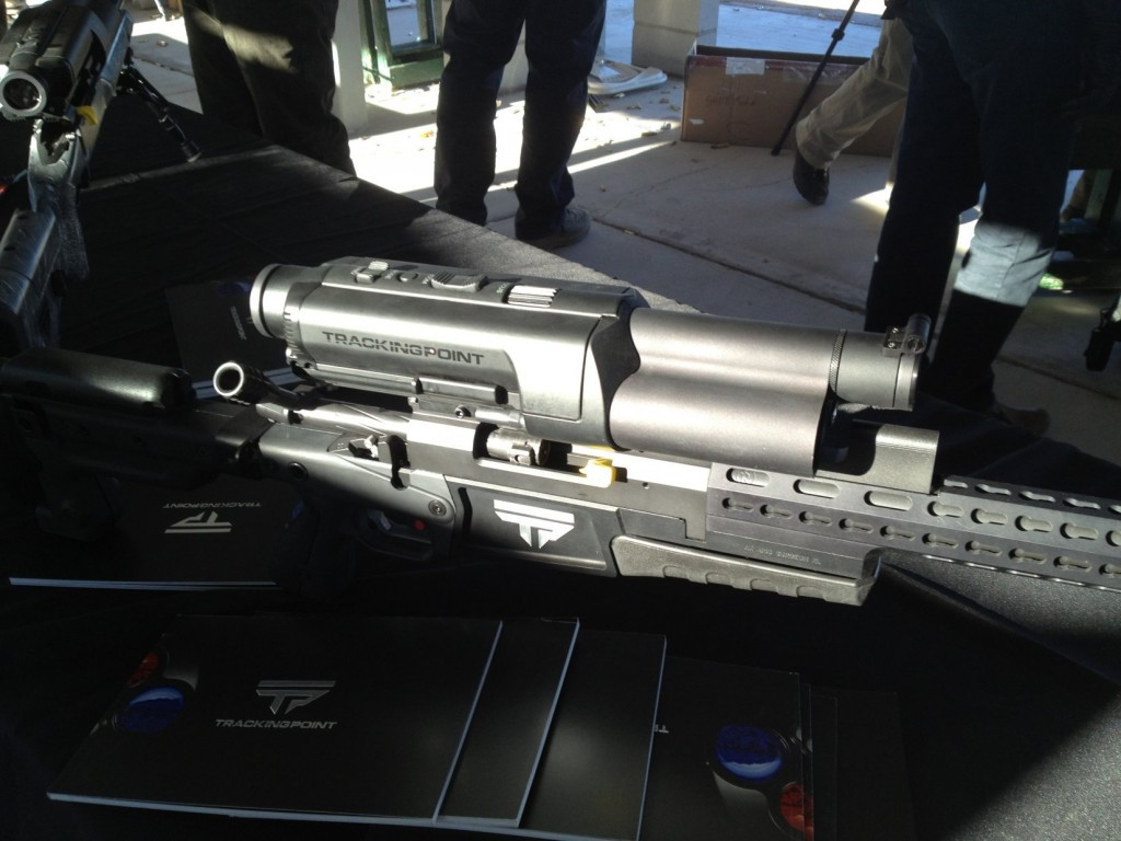 Trackingpoint Xactsystem Precision Guided Firearm Pgf