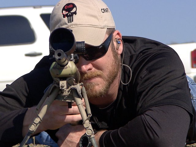 Chris Kyle Shooting Bolt Action Sniper Rifle 1 American Sniper Author, Retired Navy SEAL and American Hero Chris Kyle, 38, Fatally Shot at Rough Creek Lodge & Resort Gun/Shooting Range in Glen Rose, Texas