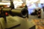 Daniel_Defense_(DD)_M4_Carbine_(DDM4v7)_ISR-300_Blackout_Integrally_Suppressed_Rifle_10.3_inch_Tactical_AR-15_Short_Barreled_Rifle_(AR_SBR)_SHOT_Show_2013_David_Crane_DefenseReview.com_(DR)_9