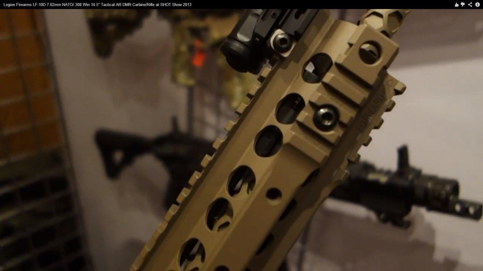 Legion Firearms Lf 10d 14 5 7 62mm Nato 308 Win Dmr