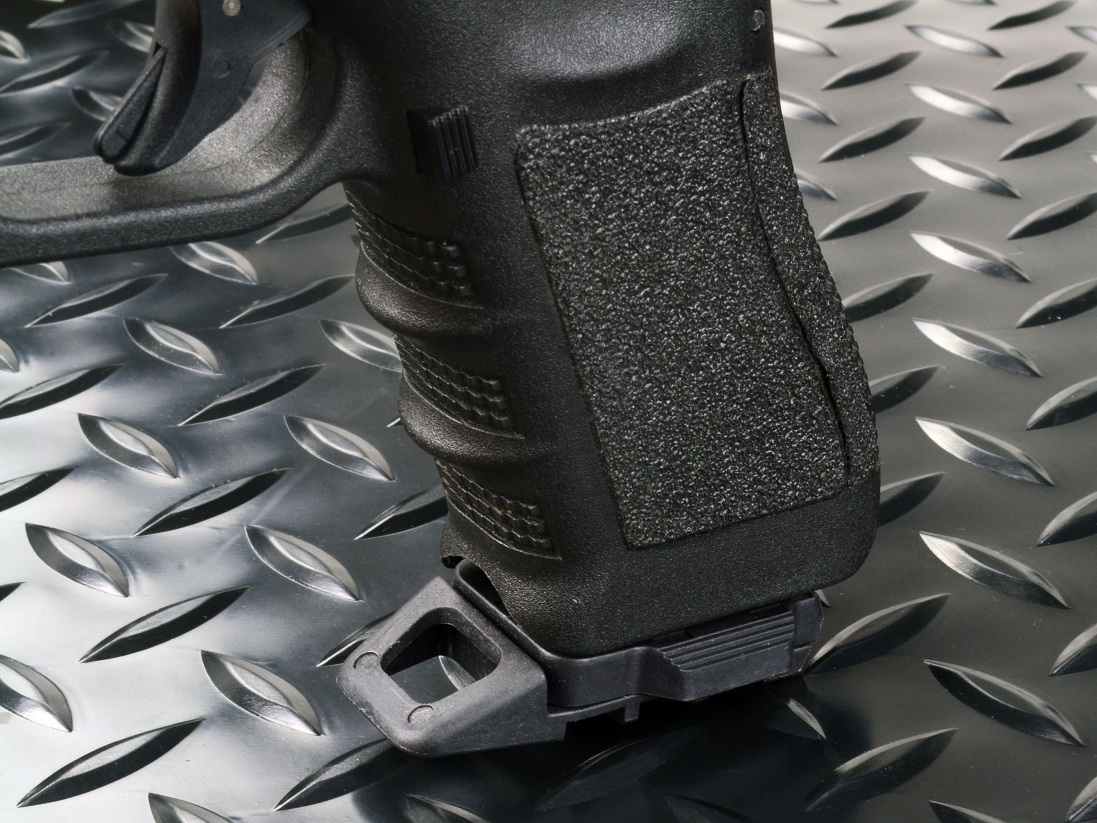 Strike Industries SI Glock Buffalo Wings GBW 2 Strike Industries (SI) Introduces New Glock Pistol Accessories: SI Glock Shock Buffer (GSB), SI Glock Frame Shock Buffer (GFSB), SI Glock Buffalo Wings (GBW) and SI Rear Sight Mount for the Glock (GSR)