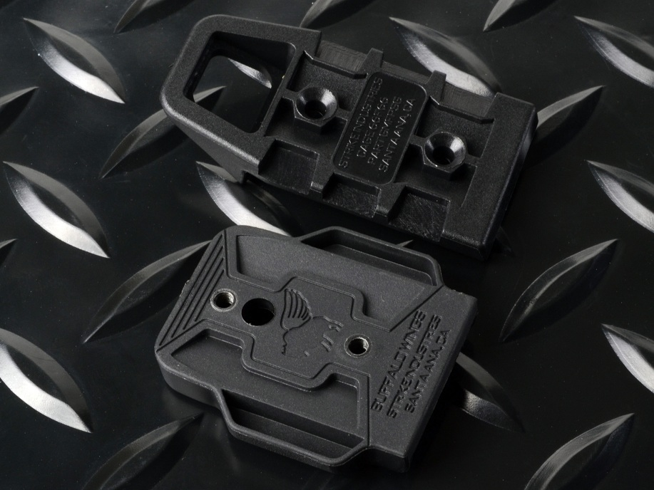 Strike Industries SI Glock Buffalo Wings GBW 3 Strike Industries (SI) Introduces New Glock Pistol Accessories: SI Glock Shock Buffer (GSB), SI Glock Frame Shock Buffer (GFSB), SI Glock Buffalo Wings (GBW) and SI Rear Sight Mount for the Glock (GSR)