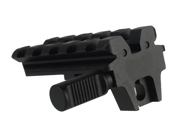 Strike Industries SI Rear Sight Mount for the Glock GSR 1 Strike Industries (SI) Introduces New Glock Pistol Accessories: SI Glock Shock Buffer (GSB), SI Glock Frame Shock Buffer (GFSB), SI Glock Buffalo Wings (GBW) and SI Rear Sight Mount for the Glock (GSR)