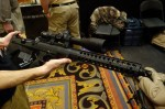Desert_Tactical_Arms_Stealth_Recon_Scout-A1_(DTA_SRS-A1)_Rifle_Chassis_System_Modular_Bullpup_Rifle_Carbine_Dan_Carpenter_SHOT_Show_2013_David_Crane_DefenseReview.com_(DR)_1